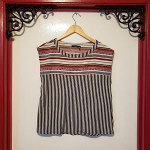 THML Sleevesless Stripe Top